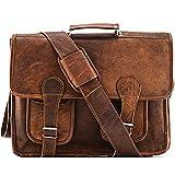 A.P. Donovan - Borsa fotografica in pelle - borsa della macchina fotografica con scomparti