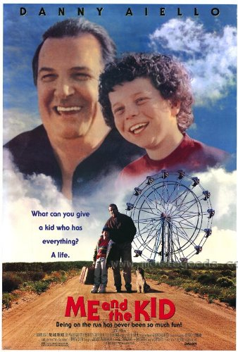 Me and the Kid Plakat Movie Poster (11 x 17 Inches - 28cm x 44cm) (1993)