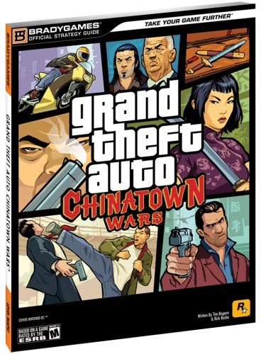 Grand Theft Auto: Chinatown Wars Official Strategy Guide (Official Strategy Guides (Bradygames)) (Playstation Picks)