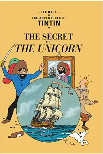 The Adventures of Tintin : The Secret of the Unicorn par Herge