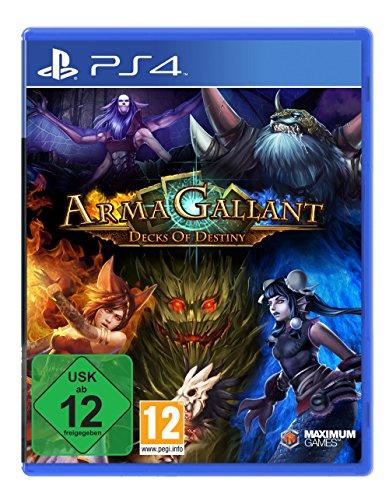 ArmaGallant - [Playstation 4]