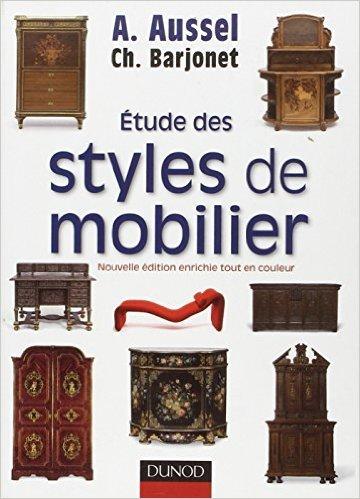 Etude des styles de mobilier de Andr Aussel,Charles Barjonet ( 6 mai 2009 )