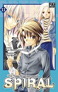 Spiral Edition simple Tome 11