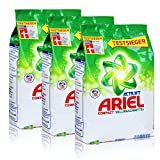 3x Ariel Actilift Compact Vollwaschmittel Pulver 1125g