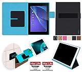 reboon Sony Xperia Z2 Tablet Hülle Tasche Cover Case Bumper | in Schwarz | Testsieger