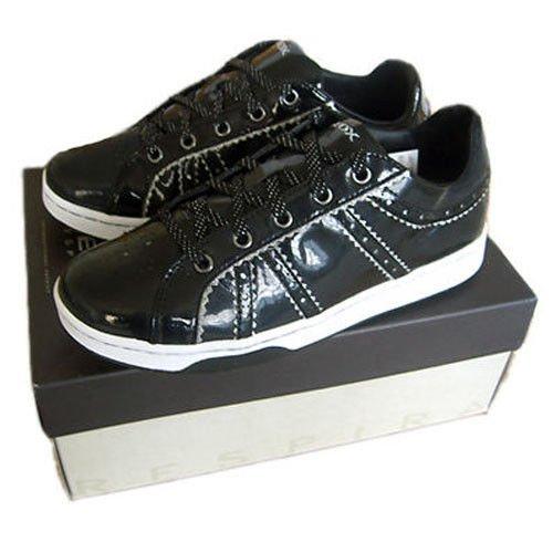 GEOX Tmania schwarz Schuhe Sneaker NEU Schwarz