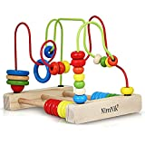 Alla ricerca di un regalo educativo impressionante per i bambini? Dai un'occhiata al NimNik Classic Bead Maze - giocattolo educativo di legno per i più piccoli I vantaggi dei NimNik Giocattoli di le...