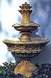 pompidu-living Brunnen, Gartenbrunnen, Zierbrunnen, fountain, St. Tropez Farbe sandstein