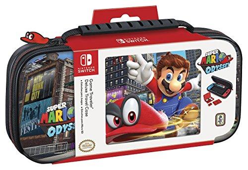 Mejor funda para Nintendo Switch de Super Mario