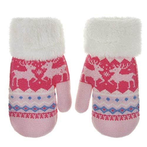 d43f3842b68 Unisex Kids Warm Baby De Hairy Invierno Guantes Gloves S Uuml Años 20 Szlig  E Men