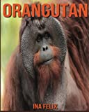 Orangutan: Children Book of Fun Facts & Amazing Photos on Animals in Nature - A Wonderful Orangutan Book for Kids aged 3-7