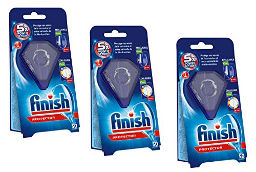 Finish - Protector de vajilla Regular -