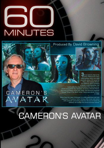 Click for larger image of 60 Minutes - Cameron's Avatar (November 22, 2009)