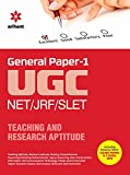 #3: UGC NET/JRF/SLET General Paper-1 Teaching & Research Aptitude