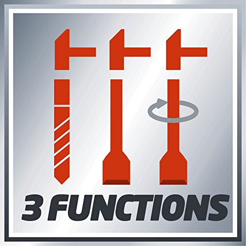 Einhell Bohrhammer im Praxis-Test: Funktionen und Erfahrungen - 11