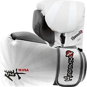 Hayabusa Ikusa Gants de boxe - Blanc - 12oz