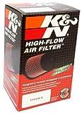 K&N YA-7006 Luftfilter, Rot
