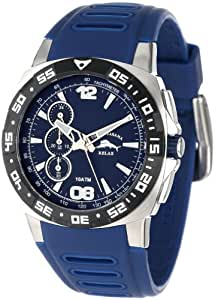 Tommy Bahama RELAX Homme RLX1189 Wave Jumper Vertical Multi-Fonction Montre