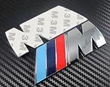 Diseño Amigos BMW M Power Emblema Logo Texto Top Diseño Pegatinas 3, 5, 6, 7