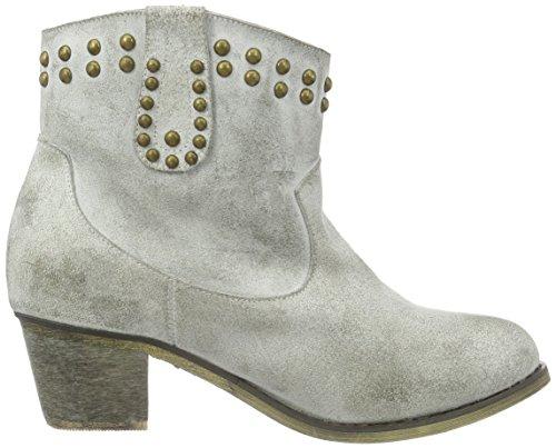 Andrea Conti Damen 11274 Kurzschaft Stiefel Beige (beige 003) wkQ4x2k