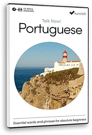Talk Now Portuguese (PC/Mac)