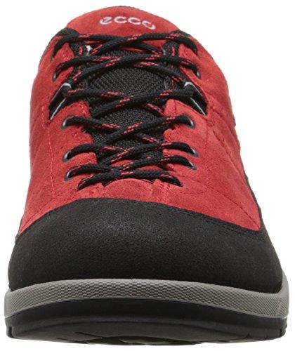 Ecco Yura Damen Outdoor Fitnessschuhe Rot (nero / Pomodoro 50857)