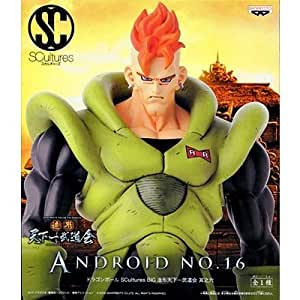 Dragon Ball Z - Figurine Android C-16 (SCultures)