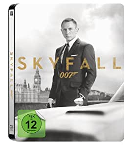 James Bond 007 - Skyfall (limitiertes Steelbook, exklusiv bei Amazon.de) [Blu-ray]