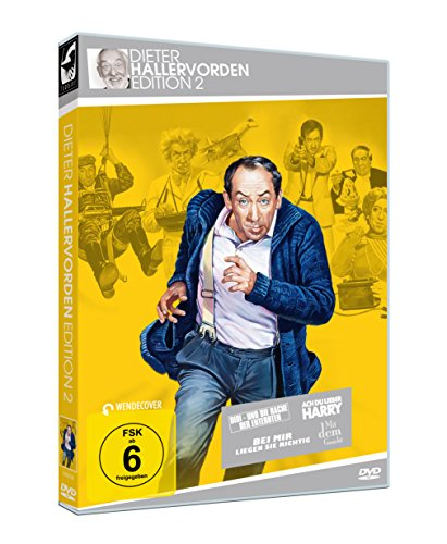 Dieter Hallervorden Edition 2 [4 DVDs]