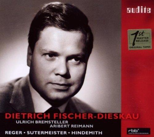 Fischer-Dieskau : Archives de la radio de Berlin, vol. 4.