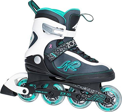 K2 Damen Inline Skate Zoe W, mehrfarbig