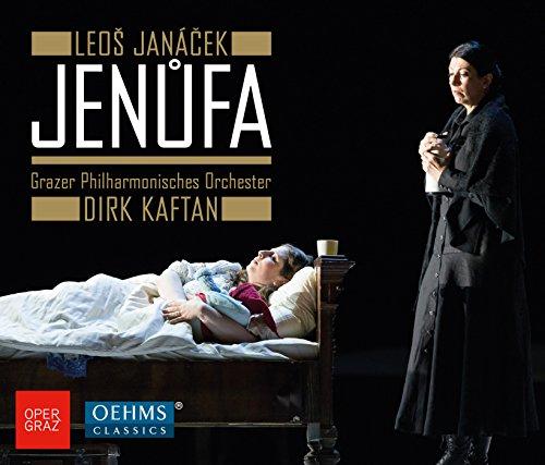Janacek:Jenufa [Various, Dirk Kaftan] [OEHMS CLASSICS: OC962]