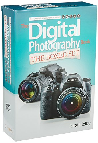 Scott Kelby's Digital Photography Set