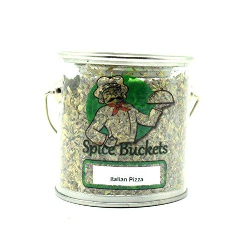 Italienische Pizza Shaker 20g in Spice Rack Bucket Free UK Post 20 Jar Spice Rack