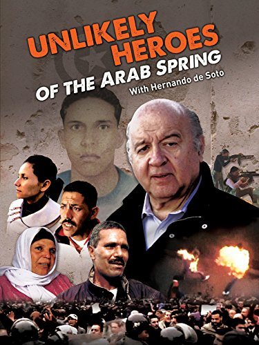 Unlikely Heroes of the Arab Spring Cover