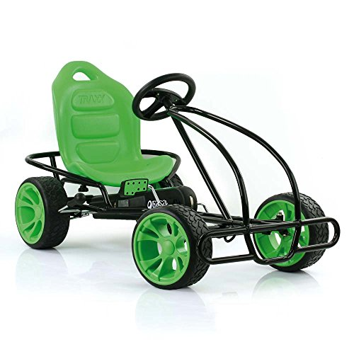 Hauck T91025 Blizzard, Go-Kart, Green
