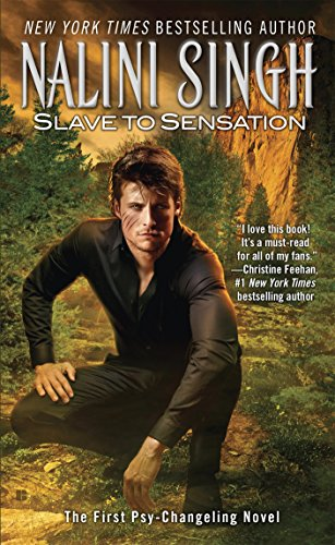 Slave to Sensation (Psy-Changelings, Book 1) (Psy/Changeling Series) (English Edition)