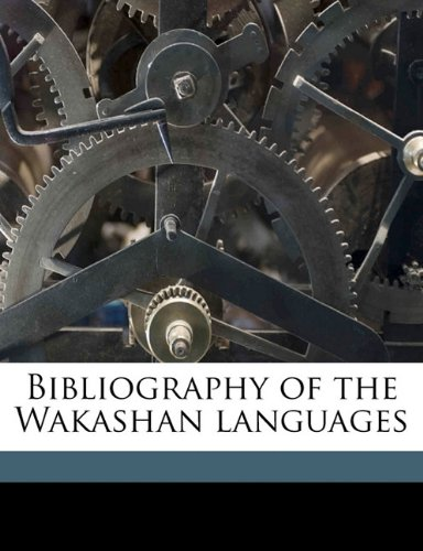 Bibliography of the Wakashan languages