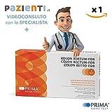 PRIMA Test Colon Retto - FOB + Videoconsulenza 15 min