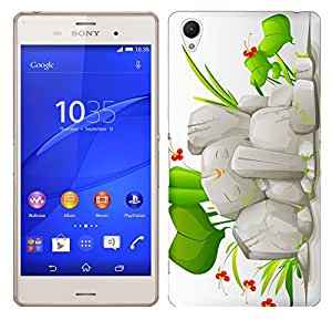 WOW Printed Designer Mobile Case Back Cover For Sony Xperia Z3