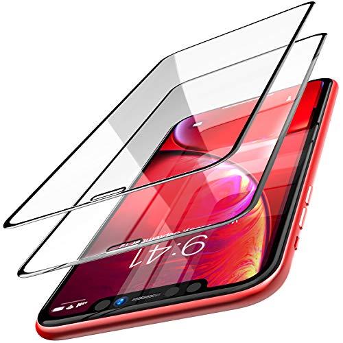 TOZO iPhone XR Protector Pantalla, 6,1 Inch