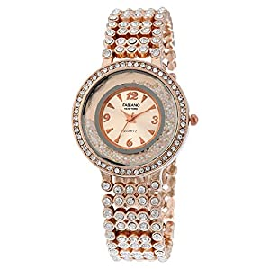 Fabiano New York Rose Gold Analog Wrist Watch for Girls & Womens (FNY105)
