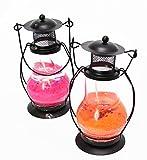 Lantern Gel Candle 5 Inches Designer Decorative Unique Gift Candle / Diwali Decoration