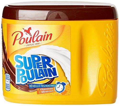 Poulain Super Poulain Cacao en Poudre 450 g - Lot de 5