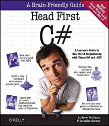 (Head First C#: A Learner's Guide to Real-World Programming with Visual C# and .Net) By Stellman, Andrew (Author) Paperback on (05 , 2010)