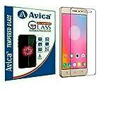 AVICA® 0.3mm HD Premium Flexible Tempered Glass Screen Protector For Lenovo K6 Power [Proper Camera and Sensor cut]