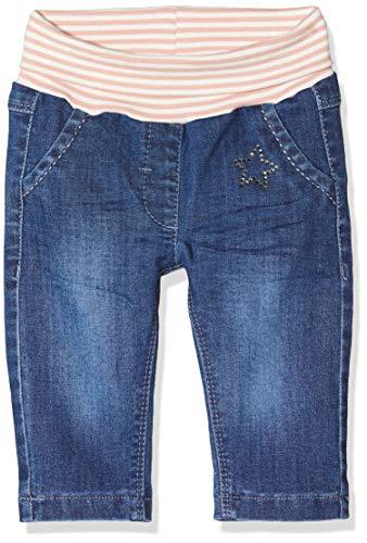 s.Oliver RED LABEL Unisex - Baby Gefütterte Jeans mit Komfortbund blue 80.REG