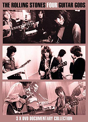 The Rolllng Stones - Four Guitar...