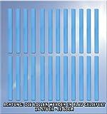 TW Schaumrollen Set Stangenschutz für Trampolin 244 – 305 – 366 – 430 – 460 – 488 Innenkerndurchm. 25 mm in blau - 2