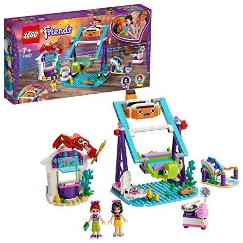 LEGO 41337 Friends Underwater Loop, Fun Fair Set, Amusement Park Fun Best Price and Cheapest